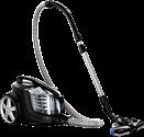 PHILIPS FC9920/19 - aspirapolvere - 650 Watt - nero