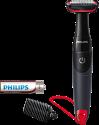 PHILIPS Bodygroom series 1000 - Bodygroom - Sistema di protezione della pelle - Nero