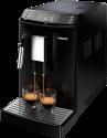 PHILIPS HD8831/01 - Kaffeevollautomat - Klassischer Milchaufschäumer - Schwarz
