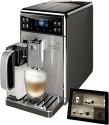 Saeco HD8977/01 - Machine espresso Super Automatique - 18 boissons - Noir/Inox