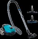 PHILIPS Performer FC8379/19 - Compact Aspirateur avec sac - Technologie AirflowMax - Bleu/Noir