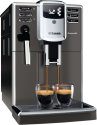 Saeco HD8913/11 - Kaffeevollautomat - Energieeffizienzklasse A - Grau