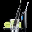 PHILIPS DiamondClean - Elektrische Zahnbürste + Sonicare AirFloss Ultra - Munddusche