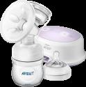 PHILIPS Avent SCF332/31 - Tire-lait électrique simple - Biberon Natural inclus (125 ml)