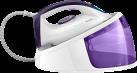 PHILIPS FastCare Compact GC6704/31 - Centrale vapeur - 2400 W - Blanc/Violet