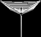 brabantia Lift-O-Matic Advance, 50 m, silber