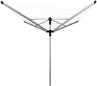brabantia Lift-O-Matic Advance, 60 m, silber