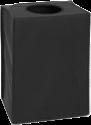 brabantia Tasche für Wäsche, rechteckig, schwarz