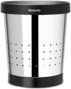 brabantia Papierkorb, 5 l, brilliant steel
