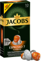 Jacobs Espresso 7 Classico - Kaffeekapseln - 10Stk.