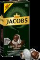 Jacobs Espresso 10 Intenso - Capsula di caffè - 10pz