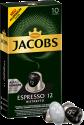 Jacobs Espresso 12 Ristretto - Capsule de café - 10pcs