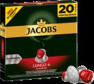 Jacobs Lungo 6 Classico - Kaffeekapseln - 20Stk.