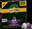 Jacobs Lungo 8 Intenso - Kaffeekapsel - 20Stk.