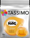 TASSIMO Caffè Hag Crema Decaffeinato - Capsula caffé - decaffeinato - 16 Capsula