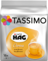 TASSIMO Café Hag Crema entkoffeiniert - Kaffeekapseln - entkoffeiniert - 16 Kapseln