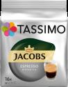 Tassimo Jacobs Espresso ristretto - 16 T-Discs