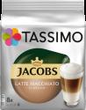 Tassimo Jacobs Latte Macchiato Classico - 8 T-Discs