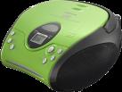 Lenco SCD-24, verde