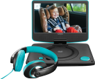 Lenco DVP-1034 - Tragbarer DVD Player - 10 (25.5cm) - schwarz