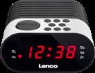 Lenco CR-07, weiss
