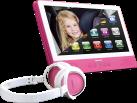 Lenco TDV-900 - Lettore DVD portatile - Con funzione tablet - Rosa