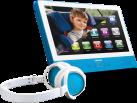 Lenco TDV-900 - Lettore DVD portatile - Con funzione tablet - Blu