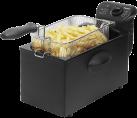 bestron AF357B - Friteuse - 2000 watts - Noir