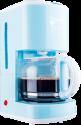 bestron ACM300EVB - Kaffeemaschine - 15 Tassen - Blau