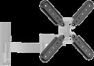 vogel's Wall VESA-Kit 200 - Adaptateur jusqu'à VESA 200x200 - Pour vogel's Wall20xx/Wall10xx - Noir