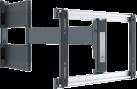 vogel's THIN 546 ExtraThin - Schwenkbare TV-Wandhalterung für OLED Schirme - VESA 400x200 - Schwarz