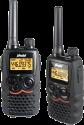 Alectro Electronics FR-58 - Walkie-Talkie - 8 Kanäle - Schwarz