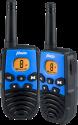 Alecto Electronics FR-27 - Walkie-Talkie - 8 Kanäle - Schwarz/Blau