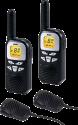 Alecto Electronics FR-76 - Walkie-Talkie - 8 Kanäle - Schwarz