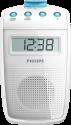 PHILIPS AE2330/00 - Badezimmer-Radio - Digitaler UKW/MW-Tuner - Weiss
