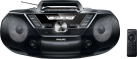 PHILIPS AZ787/12 - CD-Soundmachine - USB - Schwarz