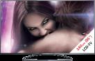 PHILIPS 55PFK7109/12, LCD/LED TV, 55, 600 Hz, Schwarz