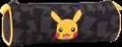 BANPRESTO Pokemon - Trousse Ronde - Noir/Jaune