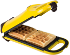 PRINCESS Waffel Maker Flip, Gelb