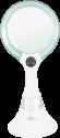 Silk´n MirrorLumi - Specchio double-face - Con illuminazione LED - Bianco/Verde