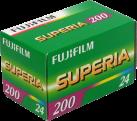 FUJIFILM Superia 200 135/24