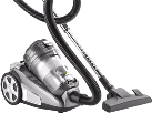 TRISTAR SZ-2135 - aspirateur - 1000 watts - gris