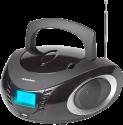AudioSonic CD-1594, nero