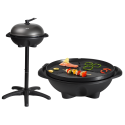 TRISTAR BQ-2822CH - Barbecue elettrici - 1500 watt - Nero