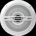 CALIBER CSM 6 - Haut-parleur coaxial à 2 voies - 45 W RMS - Blanc