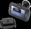 CALIBER CAM401 - Videocamera per Retromarcia - Senza fili - Nero