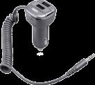 CALIBER PMT060BT - Adattatore di carica - Bluetooth - Grigio