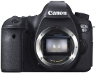 Canon EOS 6D, Body, 20.2 MP, Nero