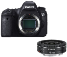 Canon EOS 6D, 40mm STM Kit, 20.2 MP, Nero