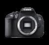 Canon EOS 700D, Body, 18 MP, Schwarz